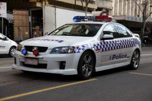AIPOL Police Car 1